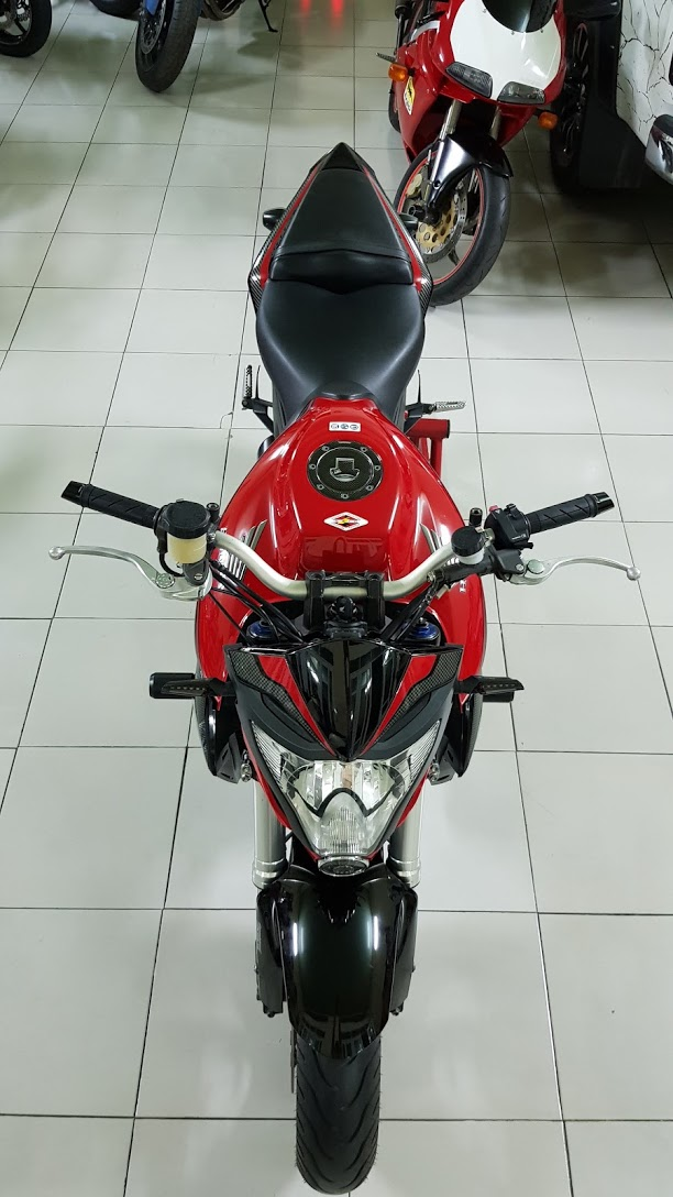 Ban Honda CB1000RA 2016HQCNABSHISSHonda YODO 12KSaigonSo dep 8 nut 79