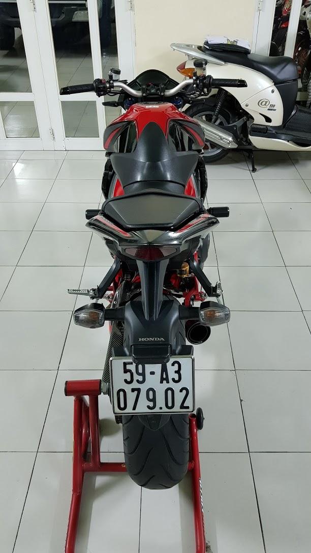 Ban Honda CB1000RA 2016HQCNABSHISSHonda YODO 12KSaigonSo dep 8 nut 79 - 24