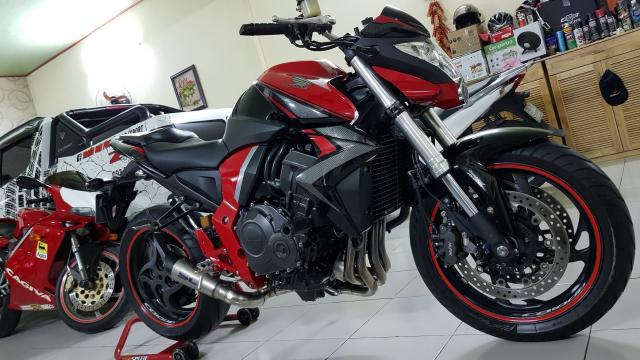Ban Honda CB1000RA 2016HQCNABSHISSHonda YODO 12KSaigonSo dep 8 nut 79 - 36