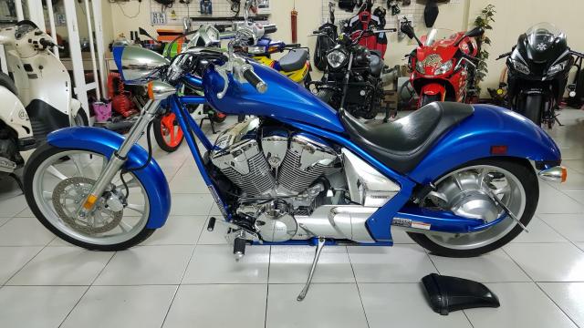 Ban Honda Fury Chopper 1300cc32018Saigon ngay chuHang doc sieu dep
