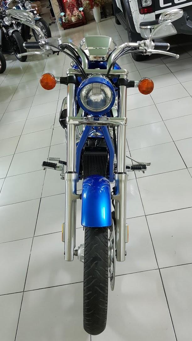 Ban Honda Fury Chopper 1300cc32018Saigon ngay chuHang doc sieu dep - 4