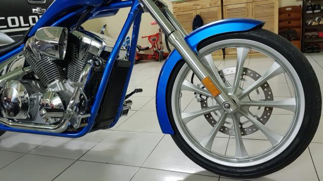 Ban Honda Fury Chopper 1300cc32018Saigon ngay chuHang doc sieu dep - 7