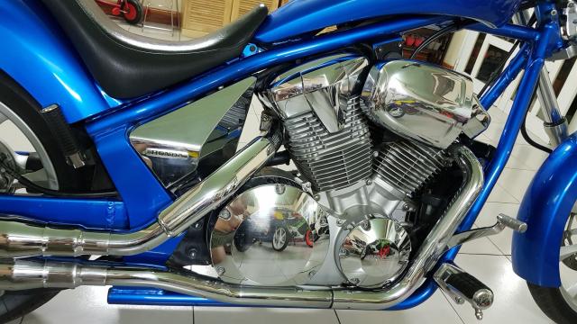 Ban Honda Fury Chopper 1300cc32018Saigon ngay chuHang doc sieu dep - 30