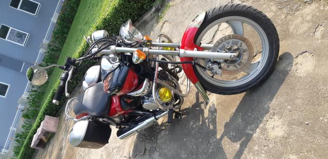 Ban mot Kawasaki boss 175cc cuc dep