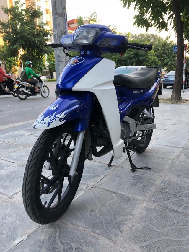 Ban Rgv 120 xipo full moi 99 29H1 xe keeng 6 so 29500 trieu cho ae sanh choi xe thuong thuc - 5