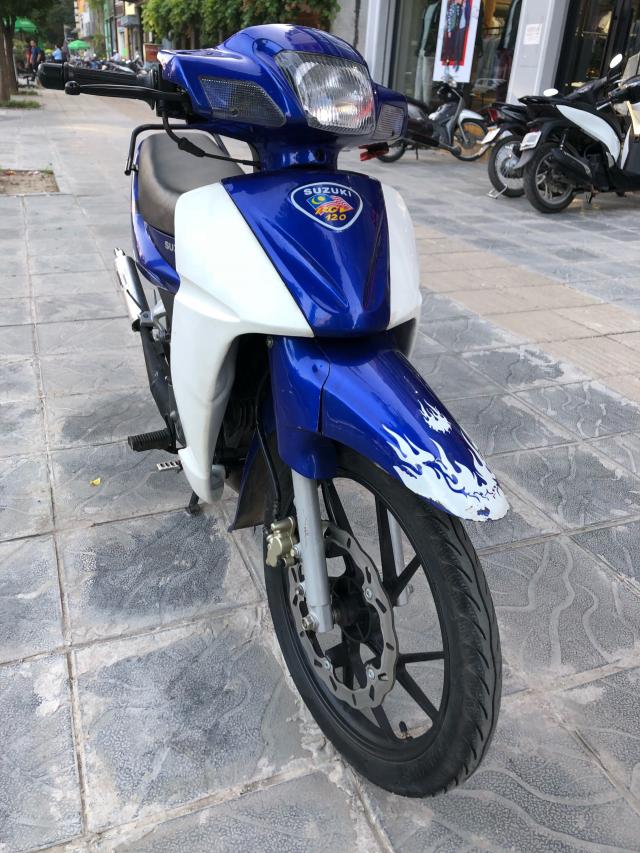 Ban Rgv 120 xipo full moi 99 29H1 xe keeng 6 so 29500 trieu cho ae sanh choi xe thuong thuc - 6