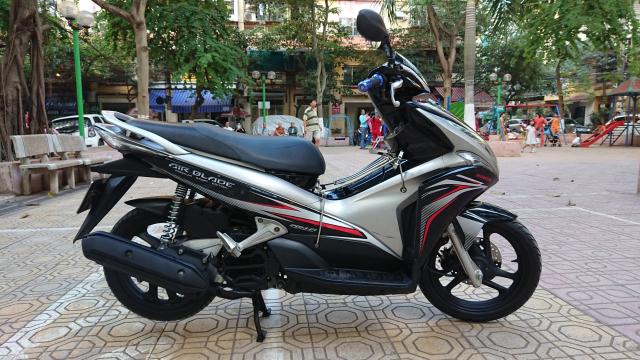Ban xe Airblade fi 2012 Sport do den nguyen ban dung giu dang su dung - 5