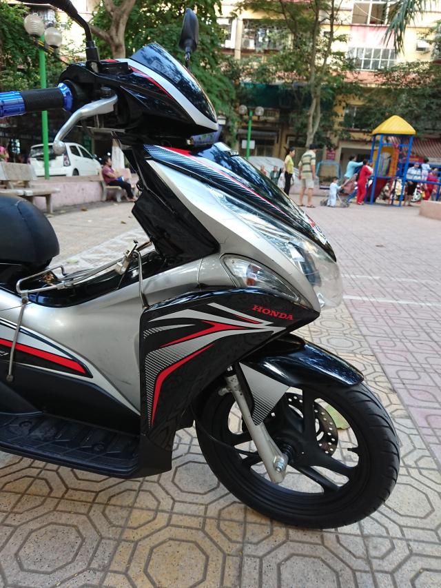 Ban xe Airblade fi 2012 Sport do den nguyen ban dung giu dang su dung - 6