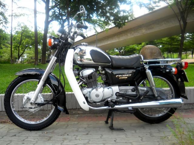 Ban Xe Honda CD125 Benly Doi 2001 Gia 128tr - 5