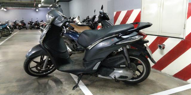 Ban xe Liberty S ABS 125cc 2016