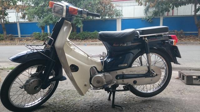 Honda Cub Custom 50 nhu moi - 2