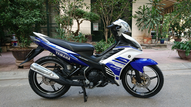 Ban xe Yamaha Exciter 135GP may chat nguyen ban 2014 - 3