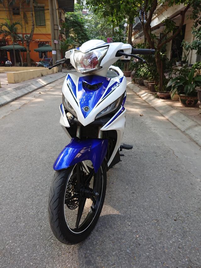 Ban xe Yamaha Exciter 135GP may chat nguyen ban 2014 - 5