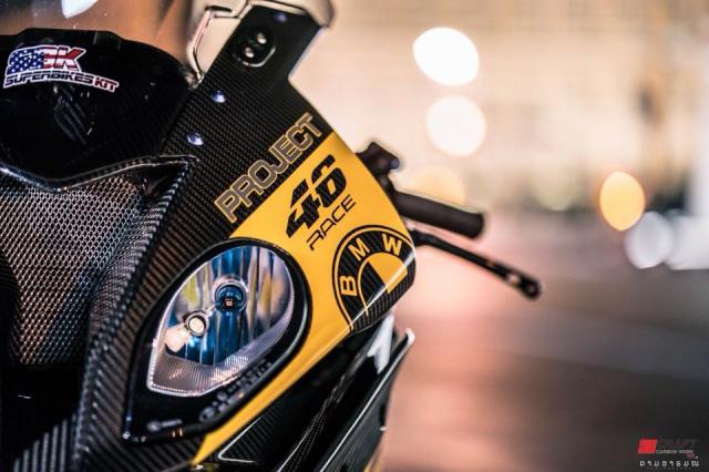 BMW S1000RR Ban do hoi tuong truoc su kien khai tu phien ban 2018