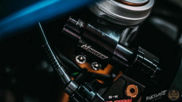 BMW S1000RR do dep mien man voi phong cach tem dau TYCO Racing - 12