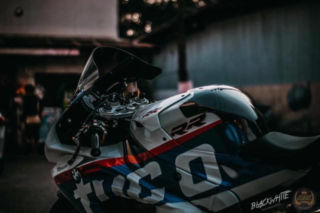 BMW S1000RR do dep mien man voi phong cach tem dau TYCO Racing - 14