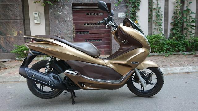Can ban Honda PCX Fi 2012 vang dong bien HN 29K5 so chinh chu su dung 27tr - 2