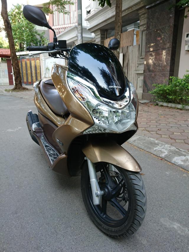 Can ban Honda PCX Fi 2012 vang dong bien HN 29K5 so chinh chu su dung 27tr - 6