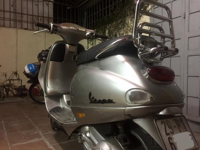 Can ban Piaggio Vespa Et8 150 2003