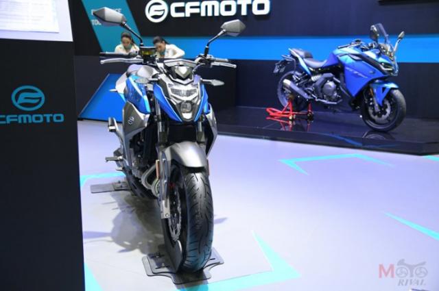 CF Moto cong bo 4 mo hinh tai Motor Expo 2018 voi gia khoi diem tu 61 trieu VND - 4