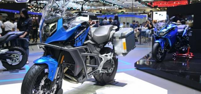 CF Moto cong bo 4 mo hinh tai Motor Expo 2018 voi gia khoi diem tu 61 trieu VND - 6