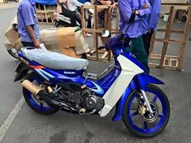 Chuyen thanh Ly Cac loai xe KawasakiYamahaHondaSuzuki Hai Quan Gia Sieu Re - 2