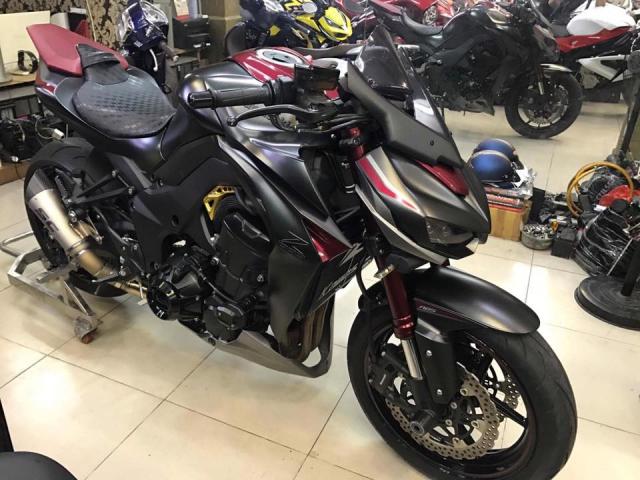 Chuyen thanh Ly Cac loai xe Kawasaki z1000 ABS Nhap khau 2018 Gia re Uy Tin Giao hang Toan Quoc