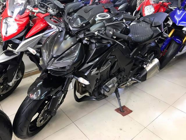 Chuyen thanh Ly Cac loai xe Kawasaki z1000 ABS Nhap khau 2018 Gia re Uy Tin Giao hang Toan Quoc - 2