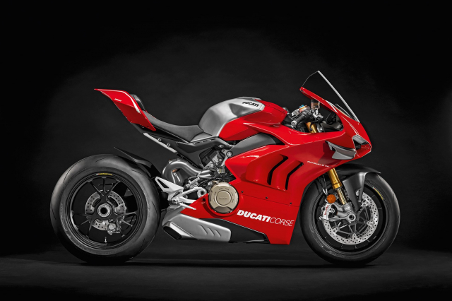 Danh gia Ducati Panigale V4R 2019 voi suc manh va cong nghe dang gom