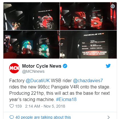 Danh gia Ducati Panigale V4R 2019 voi suc manh va cong nghe dang gom - 6