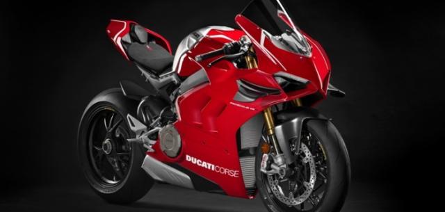 Ducati cong bo gia ban chinh thuc cua sieu pham Ducati V4R Panigale gia hon 1 ty
