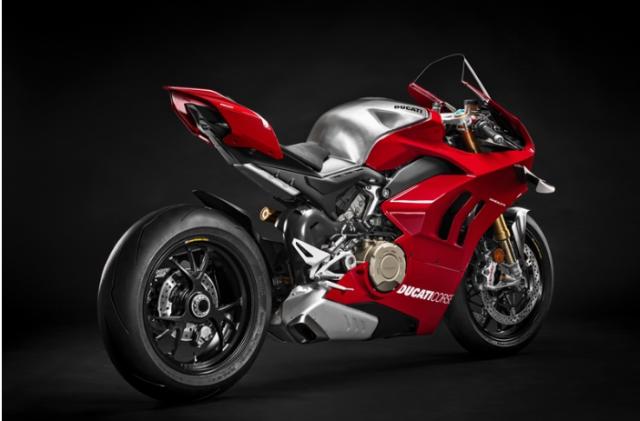 Ducati cong bo gia ban chinh thuc cua sieu pham Ducati V4R Panigale gia hon 1 ty - 4