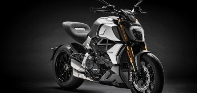 Ducati Diavel 1260 Diavel 1260 S 2019 lo dien truoc them su kien EICMA 2018