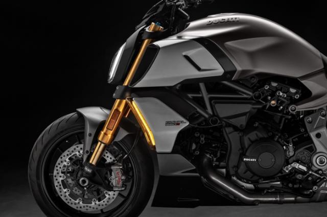 Ducati Diavel 1260 Diavel 1260 S 2019 lo dien truoc them su kien EICMA 2018 - 3