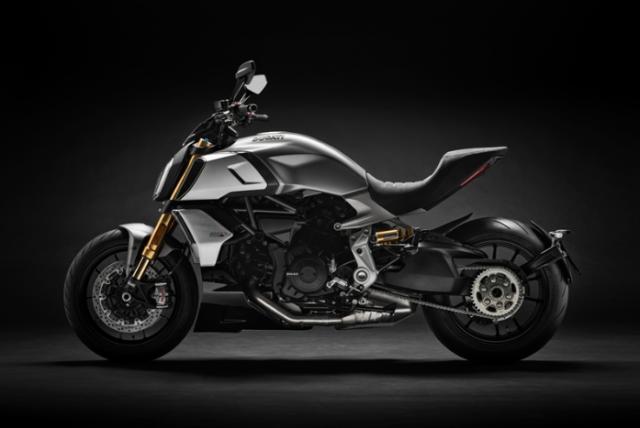 Ducati Diavel 1260 Diavel 1260 S 2019 lo dien truoc them su kien EICMA 2018 - 7