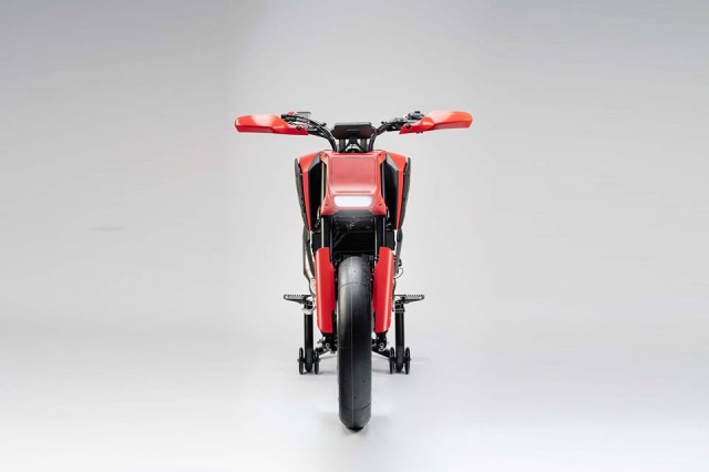 EICMA18 Honda gioi thieu concept CB125M mang phong cach neoretro - 12