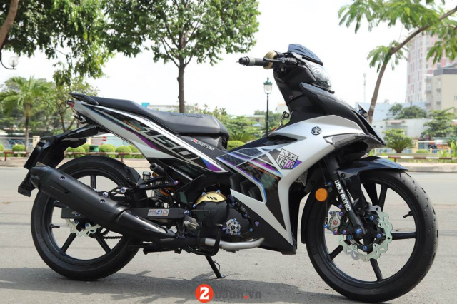 Exciter 150 do full phong cach Y15ZR cung dan do choi chat luong nhat hien nay