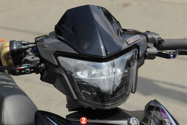 Exciter 150 do full phong cach Y15ZR cung dan do choi chat luong nhat hien nay - 4