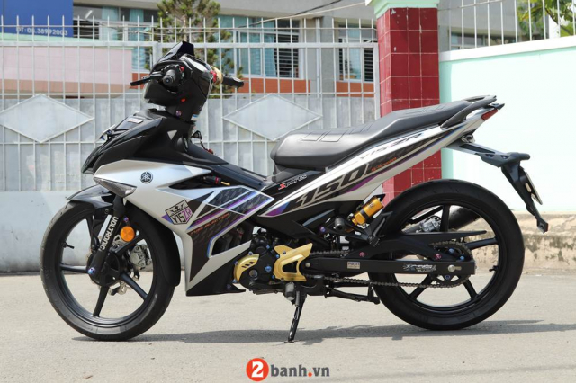 Exciter 150 do full phong cach Y15ZR cung dan do choi chat luong nhat hien nay - 11