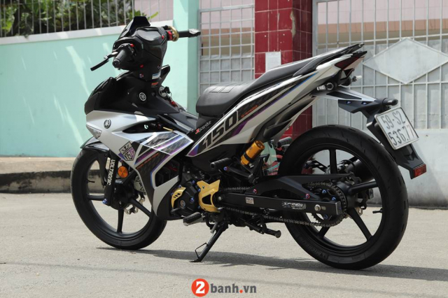 Exciter 150 do full phong cach Y15ZR cung dan do choi chat luong nhat hien nay - 18