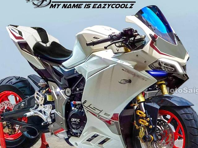 GPX 150cc nhung ban do hut hon - 2