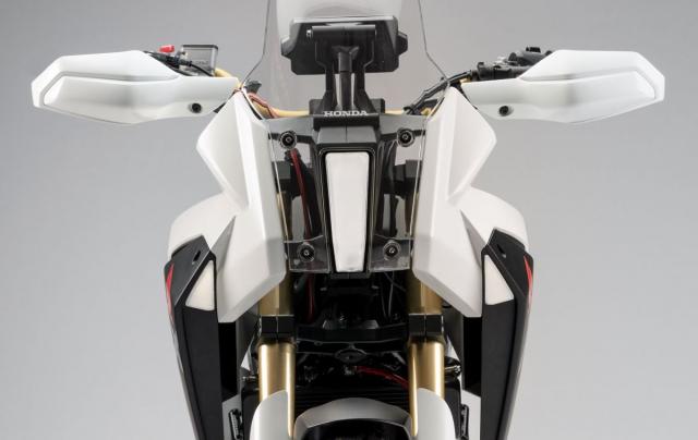 Honda CB125X 2019 quai vat dia hinh co nho danh cho dan tap choi