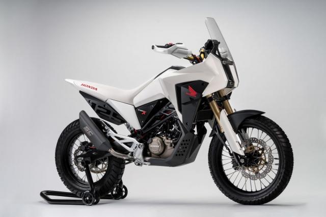 Honda CB125X 2019 quai vat dia hinh co nho danh cho dan tap choi - 4