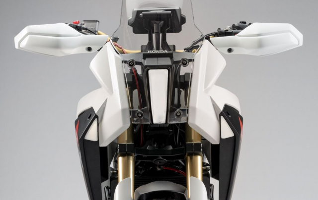 Honda CB125X 2019 quai vat dia hinh co nho danh cho dan tap choi - 9