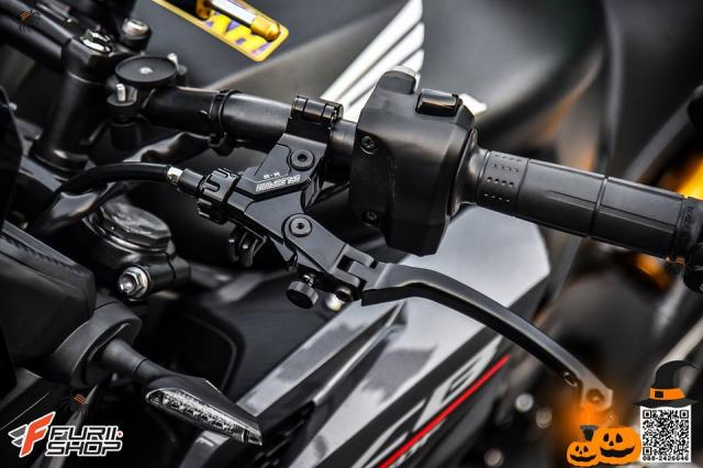 Honda CB650F Ca tinh hon voi goi trang bi ghidong hien dai - 6