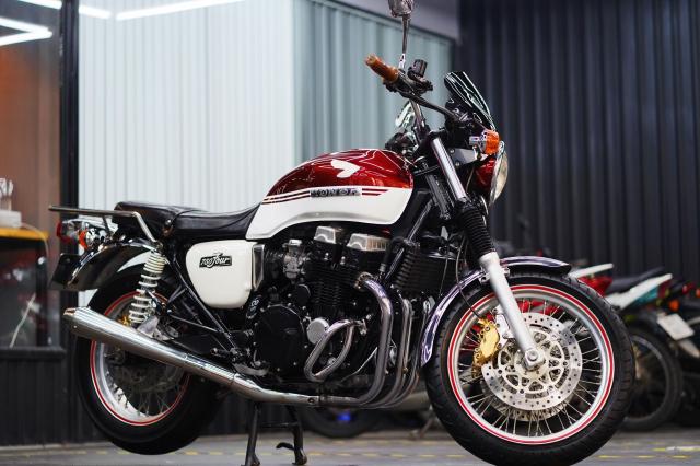 Honda CB750 chinh chu Bs Sai Gon up Cb1100 - 2