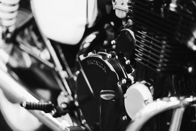 Honda CB750 chinh chu Bs Sai Gon up Cb1100 - 7