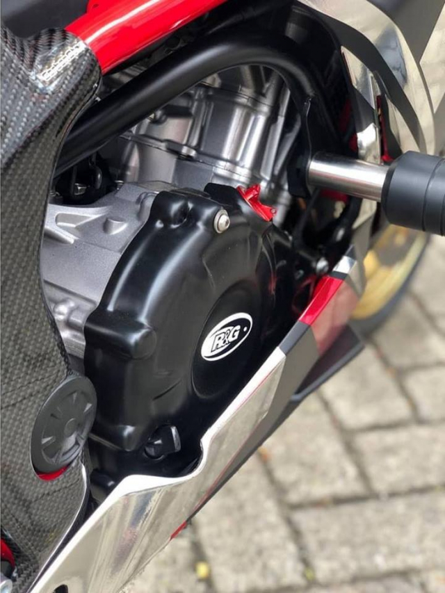 Honda CBR250RR Say dam voi phong cach Racing day lich lam - 6