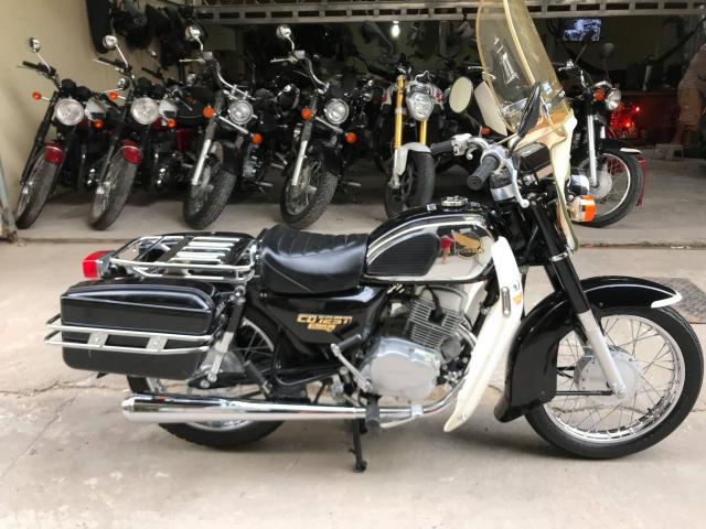 Honda CD125cc dau 12doi 1989 nguyen ban cuc dep leng keng zin 100 may cuc em - 2