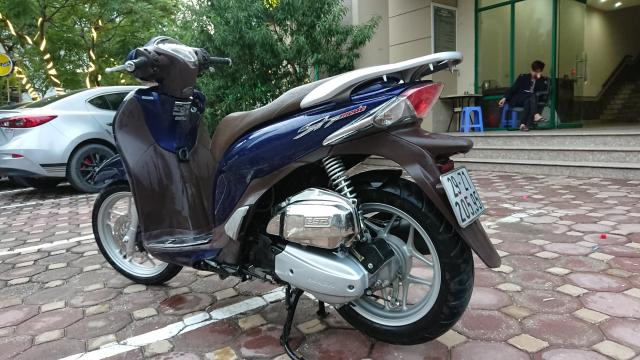 Honda Sh mode 2014 Xanh cuu long chinh chu bien dep 595 moi nguyen ban - 5